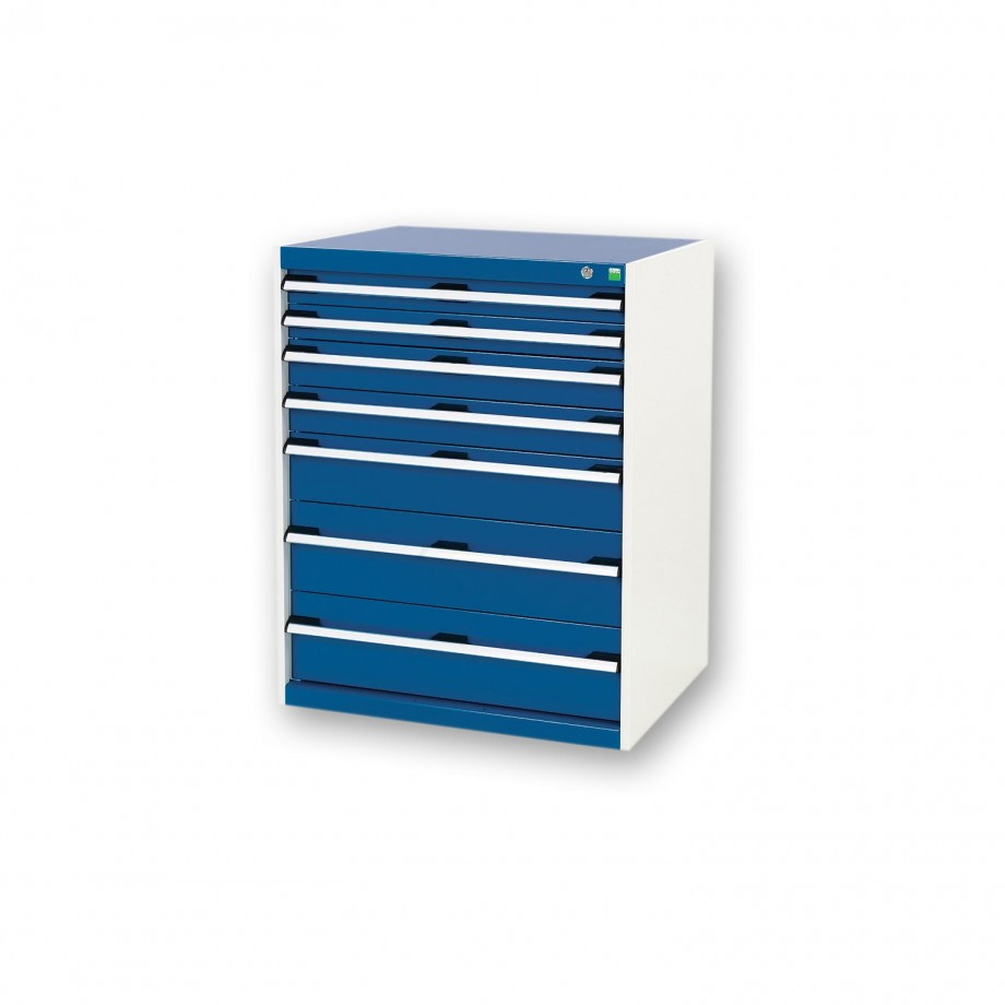 bott Cubio SL-8610-7.3 Cabinet With 7 Drawers