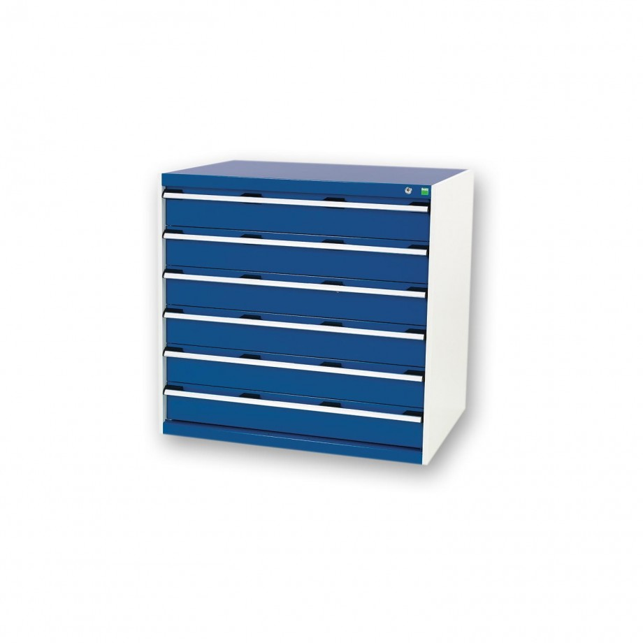 bott Cubio SL-10710-6.1 Cabinet With 6 Drawers