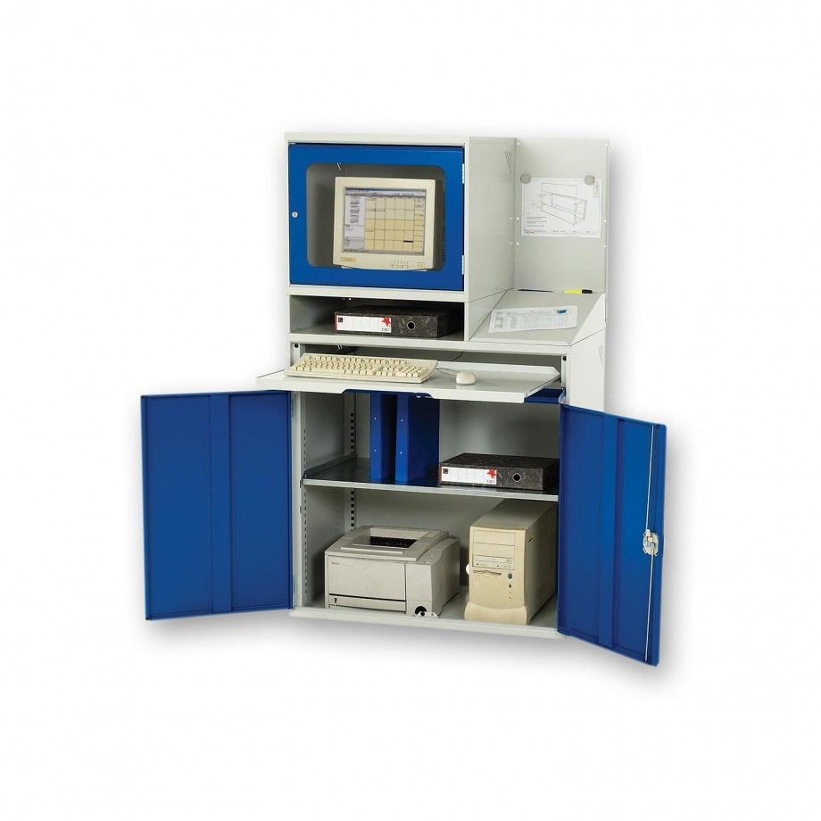 bott Verso Computer Cupboard Workstation 1,000mm