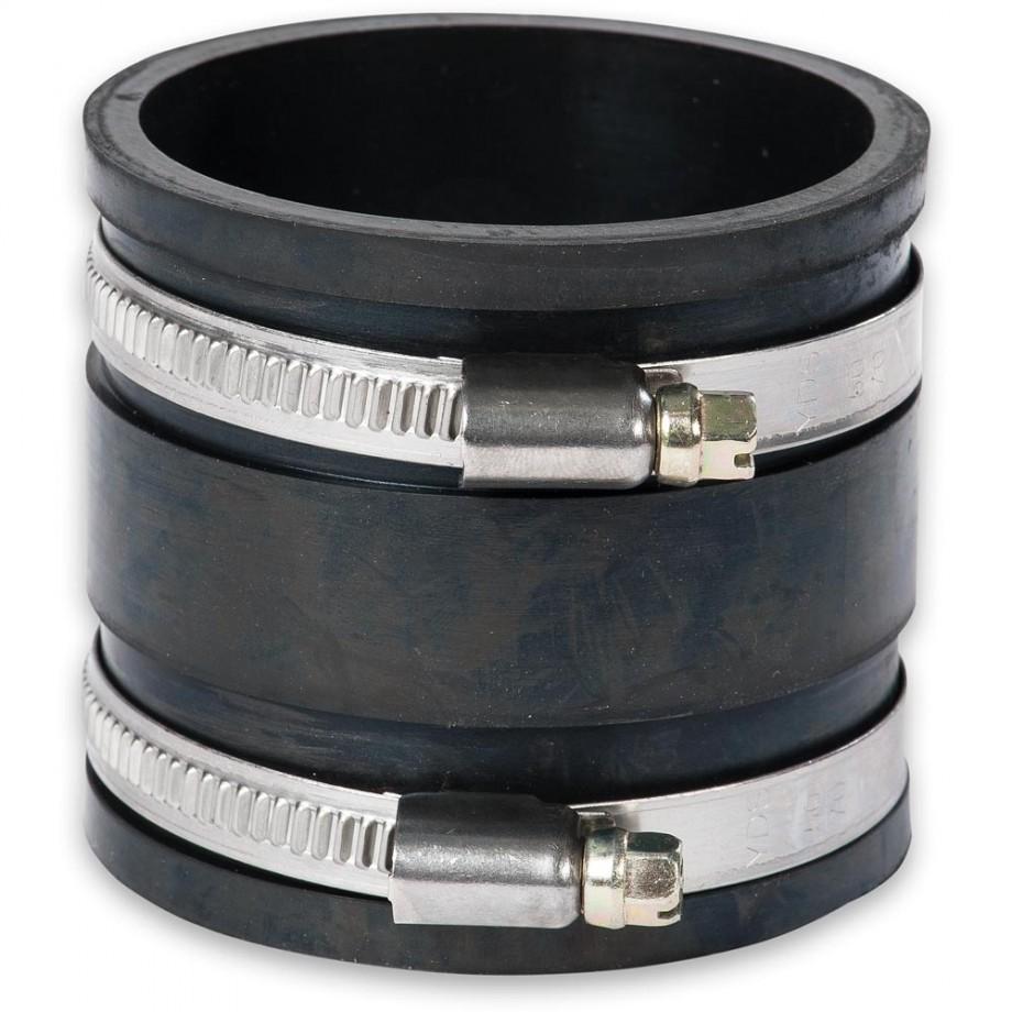 Axminster 100mm Flexible Rubber Cuff
