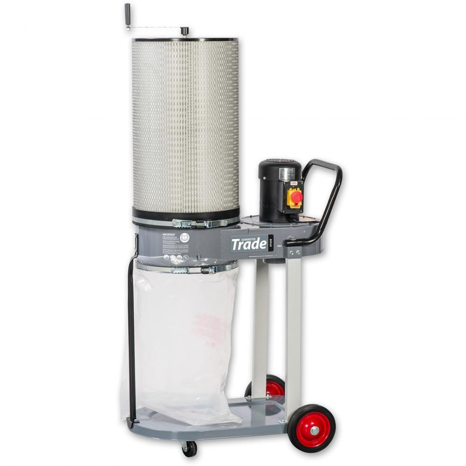 Axminster Trade AT60E 1HP Extractor