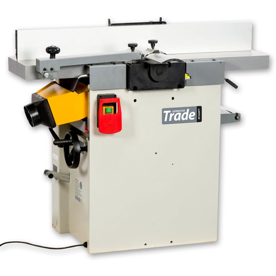 Axminster Trade Series AT107PT Planer Thicknesser 230V