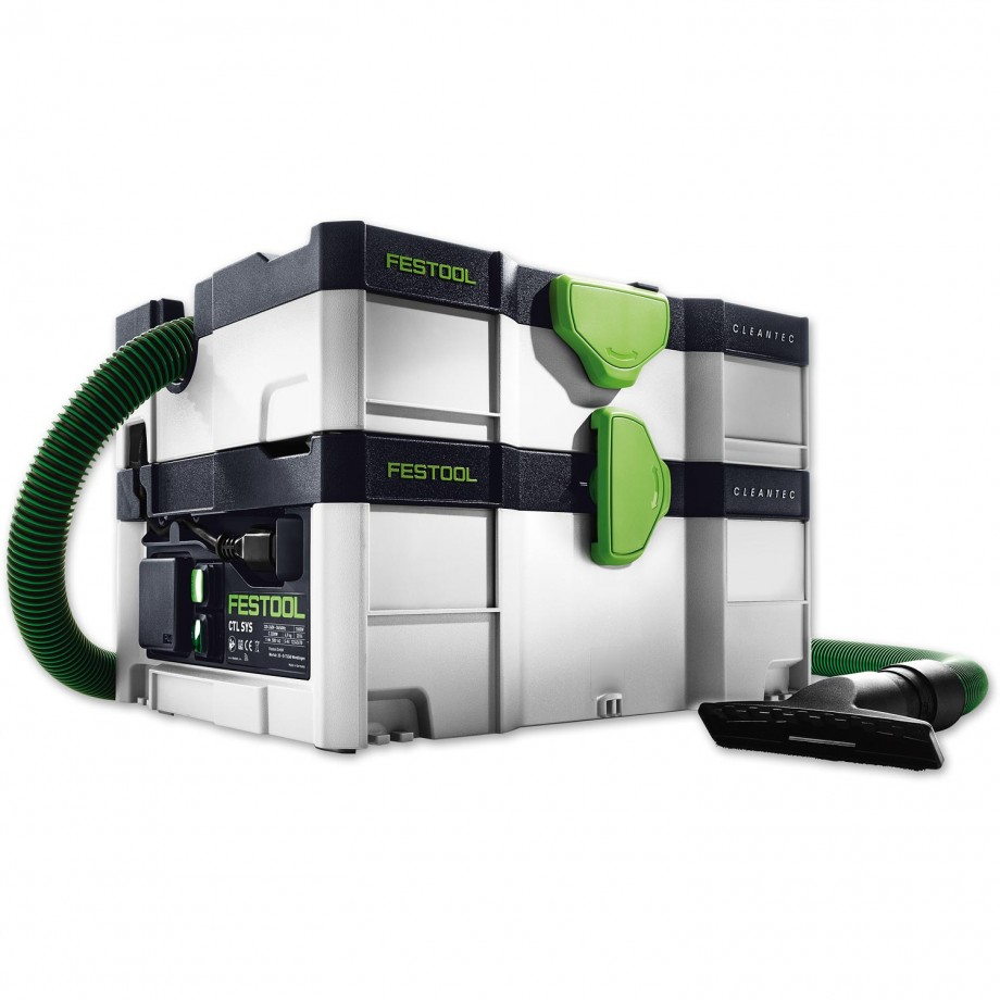 Festool CLEANTEC CTL SYS Mobile Dust Extractor