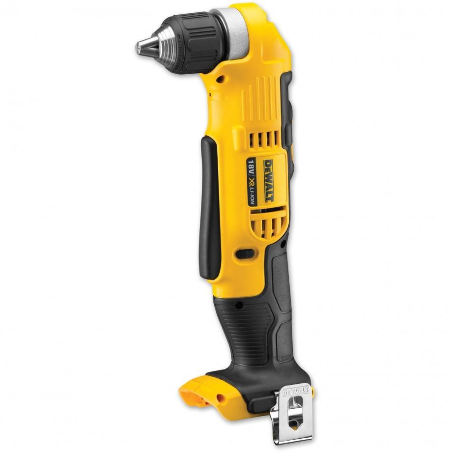 DeWALT DCD740N XR Angle Drill 18V (Body Only)