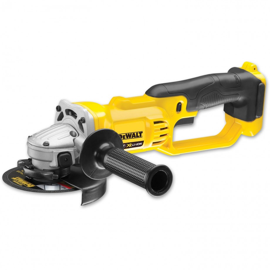 DeWALT DCG412N XR 125mm Angle Grinder 18V (Body Only)