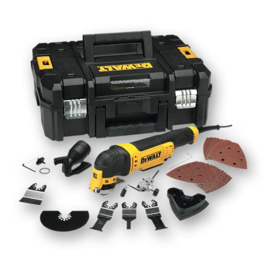 DeWALT DWE315KT Multi-Tool with 37 Piece Accessory SET