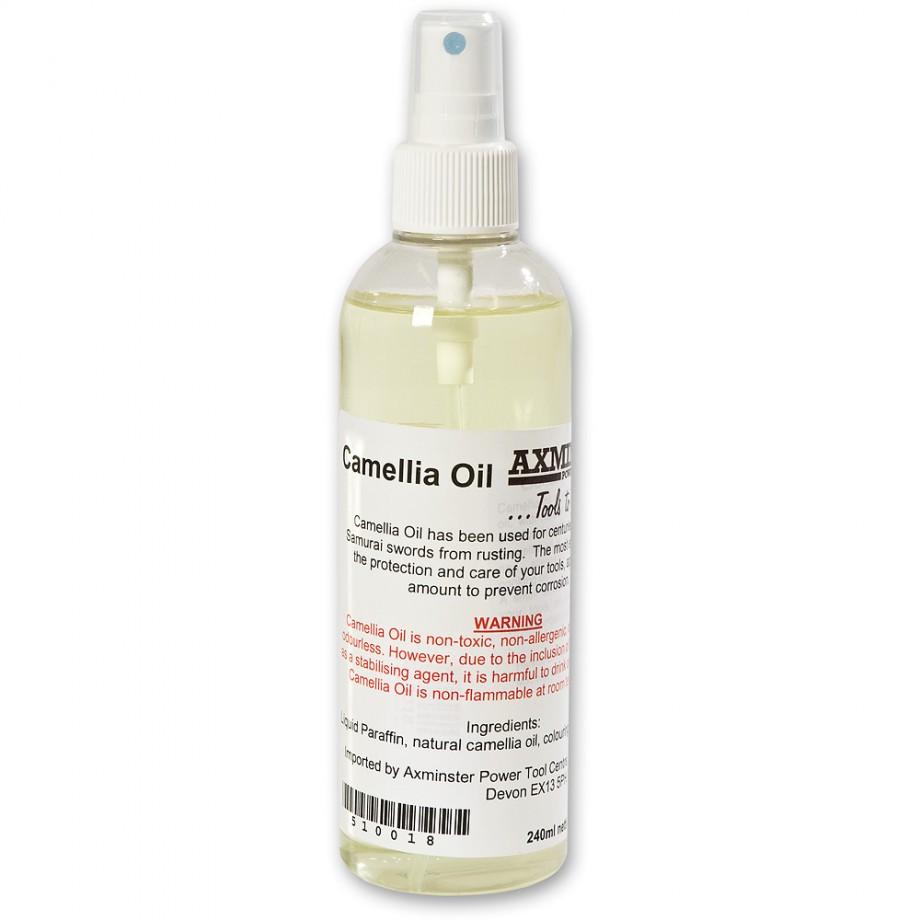 Camellia Oil Pump Spray Bottle
