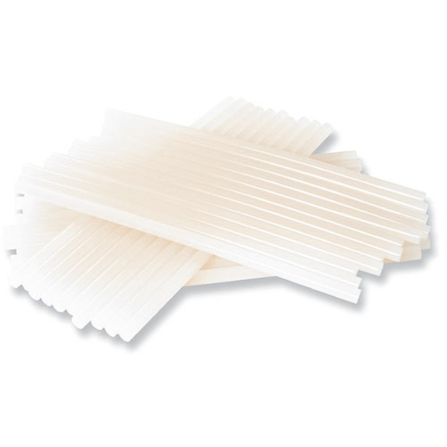 Axminster Hot Melt Glue Sticks - White 1kg