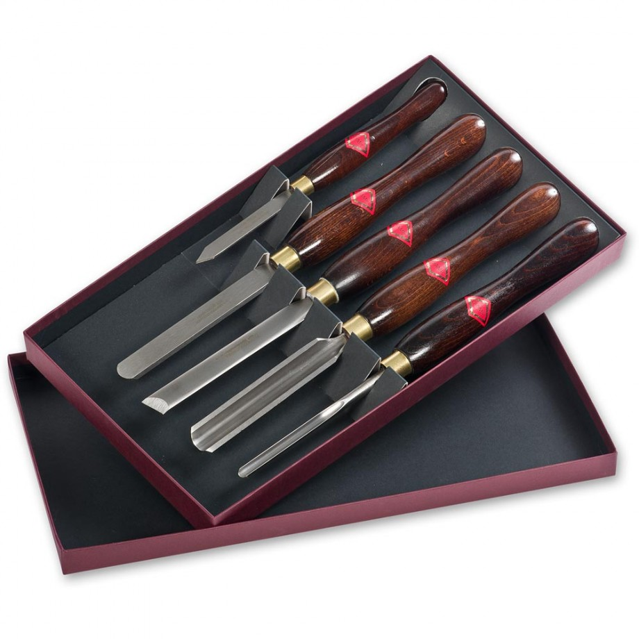 Henry Taylor HSS Turning Tool Set