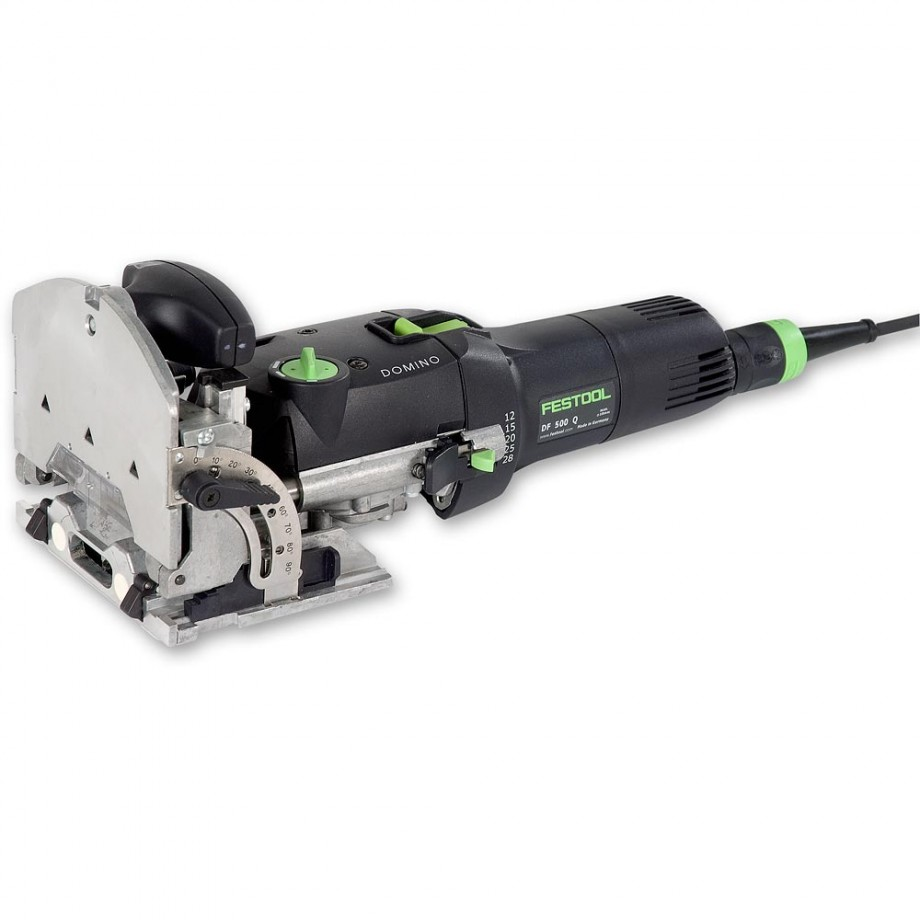 Festool DOMINO DF 500 Q-Plus Jointing Machine