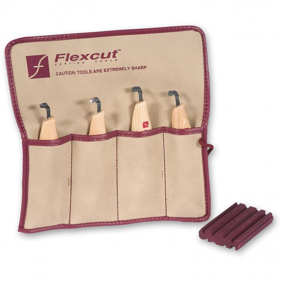 Flexcut Carving Scorp Sets