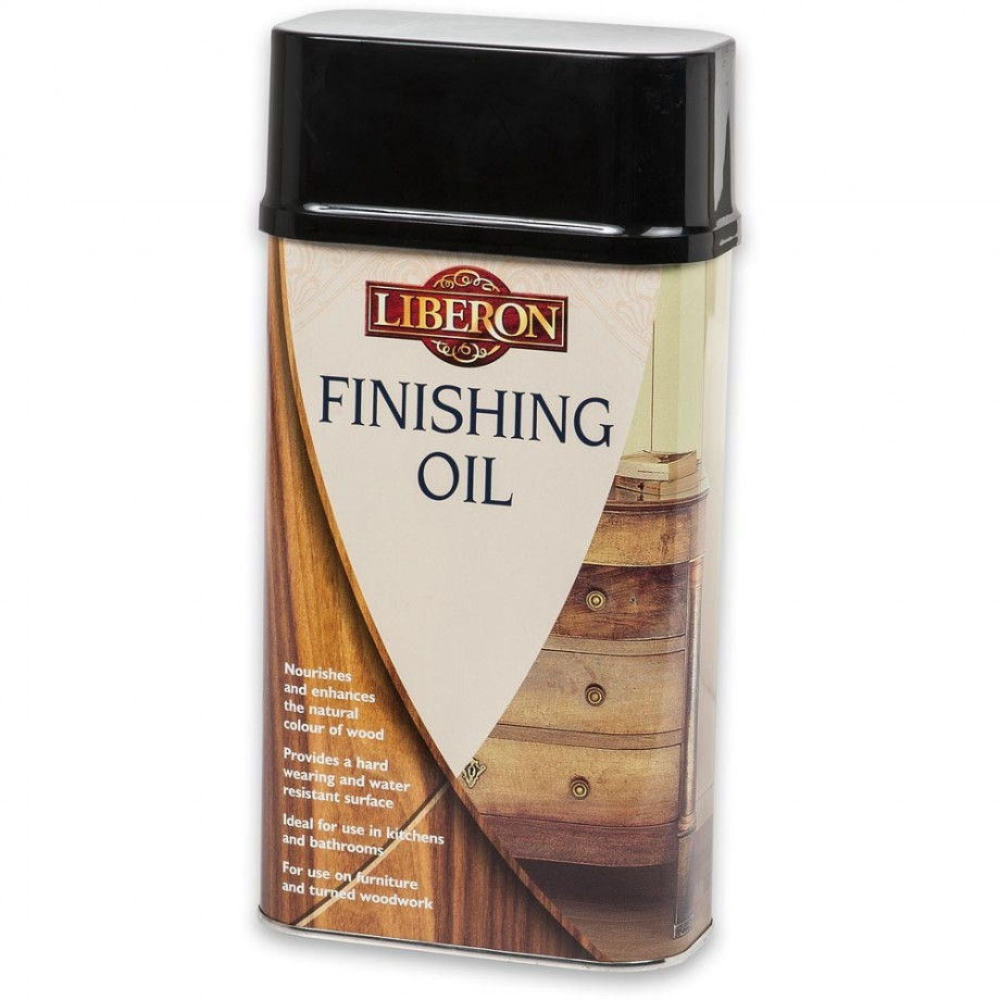 Liberon Finishing Oil - 1 litre