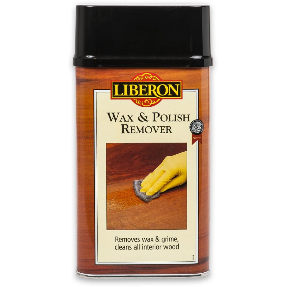 Liberon Wax & Polish Remover - 1 litre