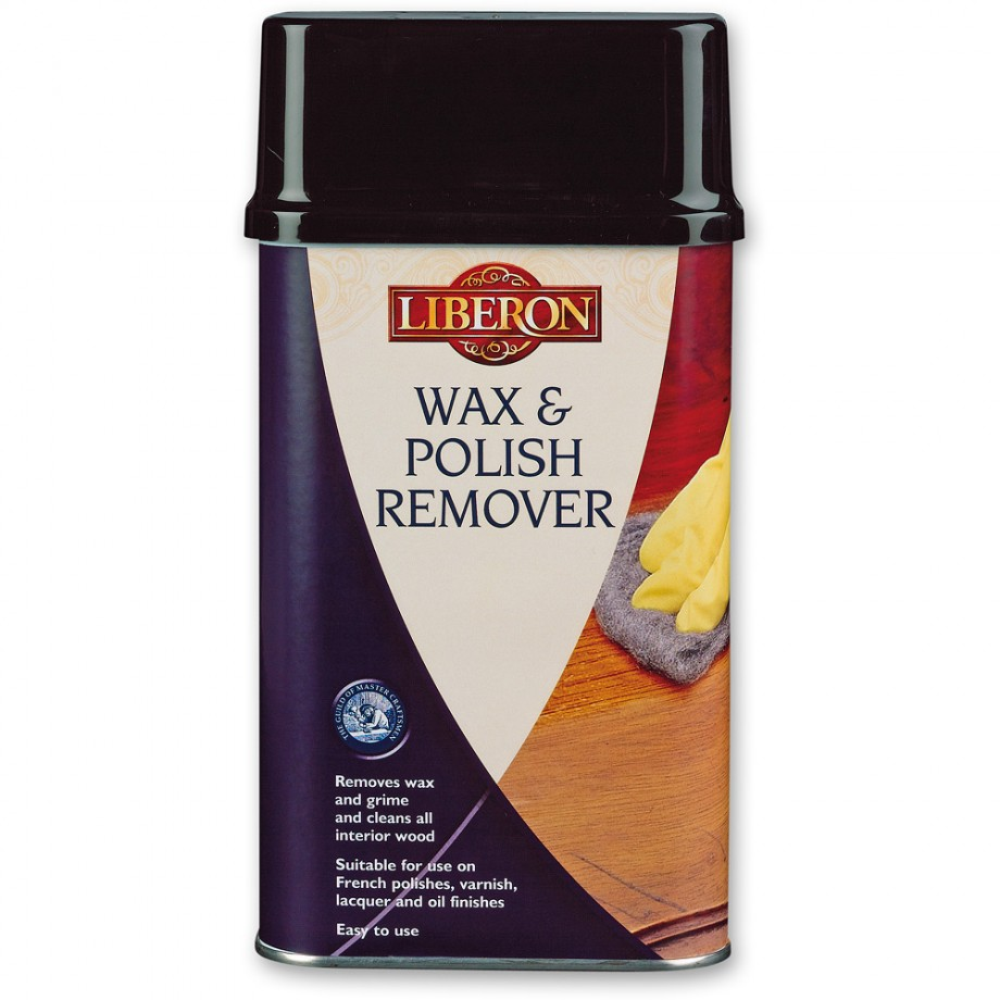 Liberon Wax & Polish Remover - 250ml