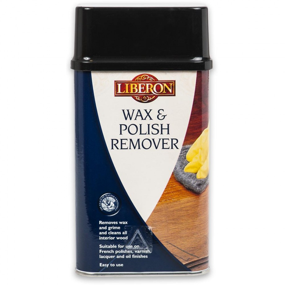 Liberon Wax & Polish Remover - 500ml