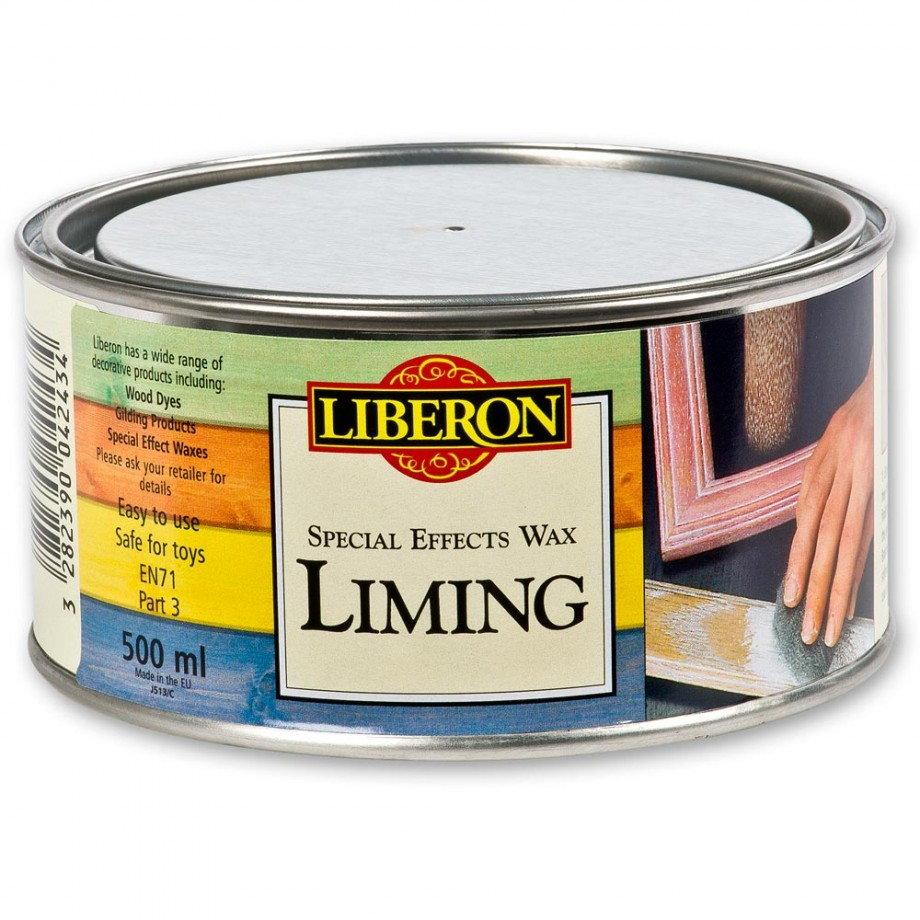 Liberon Liming Wax - 250ml