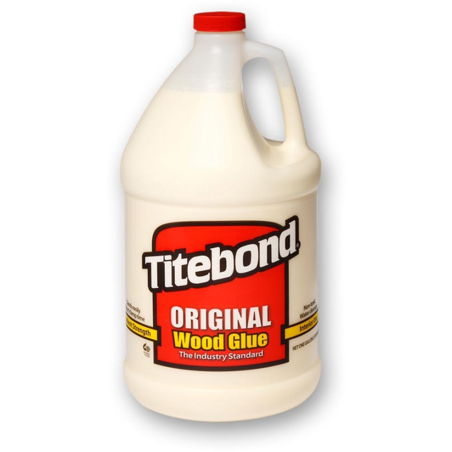 Titebond Original Wood Glue - 3.8litres (1 US Gall)