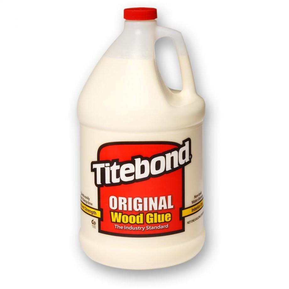 Titebond Original Wood Glue - 3.8litres (1 US Gall)