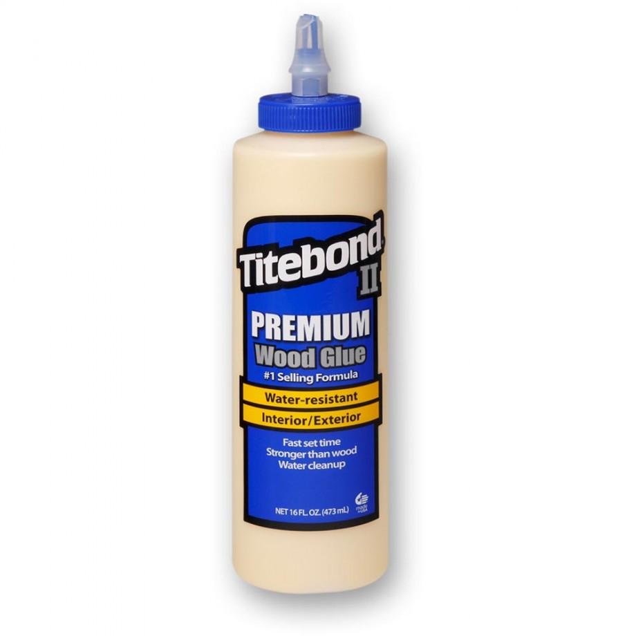 Titebond ll Premium Wood Glue - 473ml (16floz)