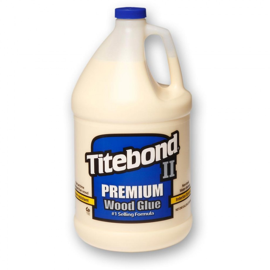 Titebond ll Premium Wood Glue - 3.8 litre (1 US Gall)
