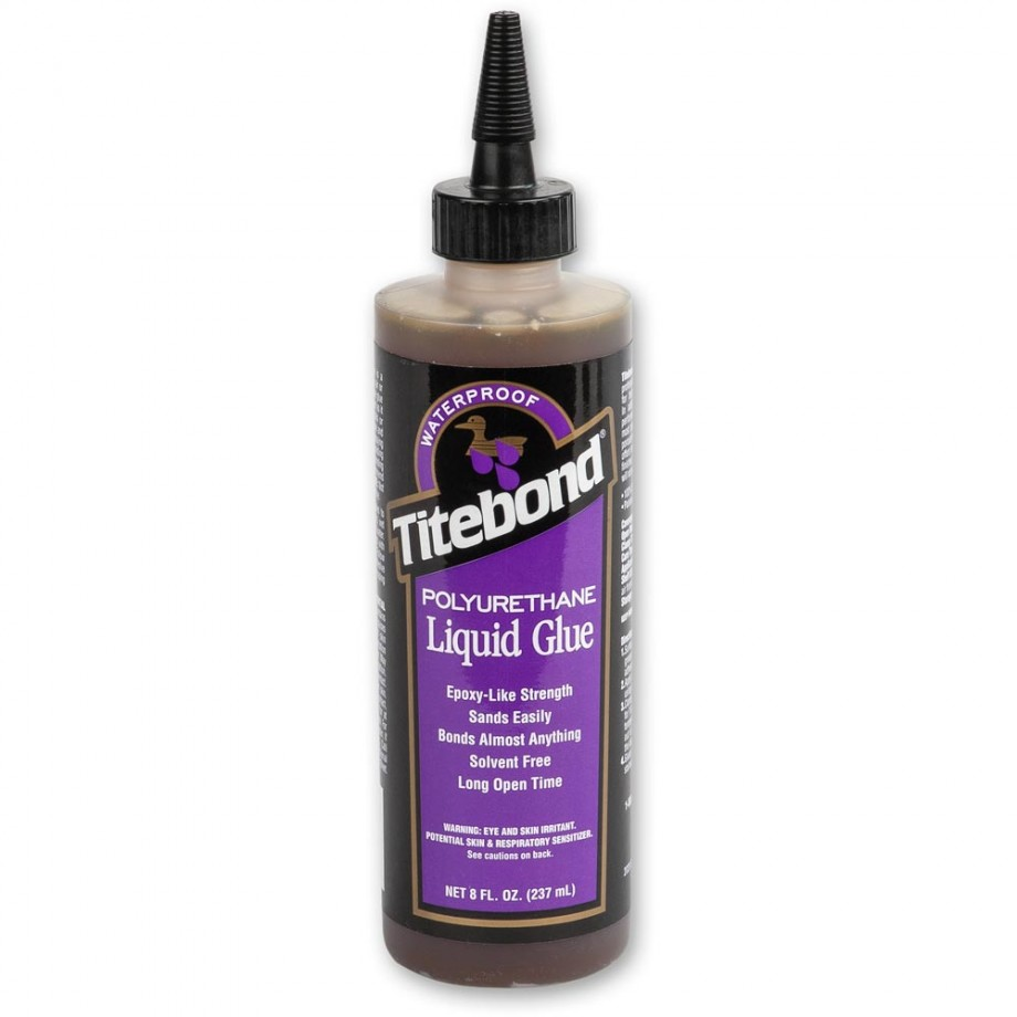 Titebond Polyurethane Glue Woodworking Adhesives