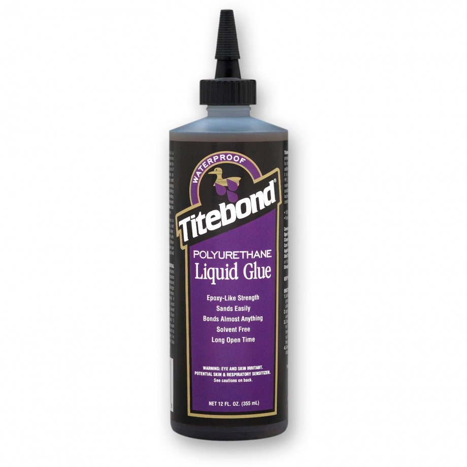Titebond Polyurethane Glue - 355ml(12floz)