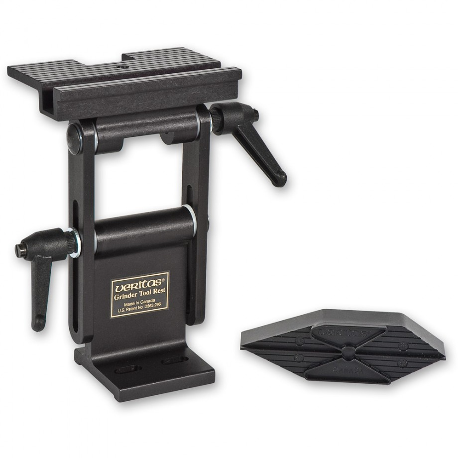 Veritas Grinder Tool Rest - Jigs - Grinding & Polishing - Machinery Accessories - Accessories ...