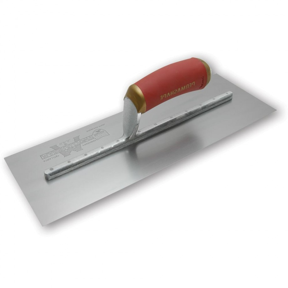 Marshalltown Permashape Trowel Stainless Steel  - 350 x 125mm