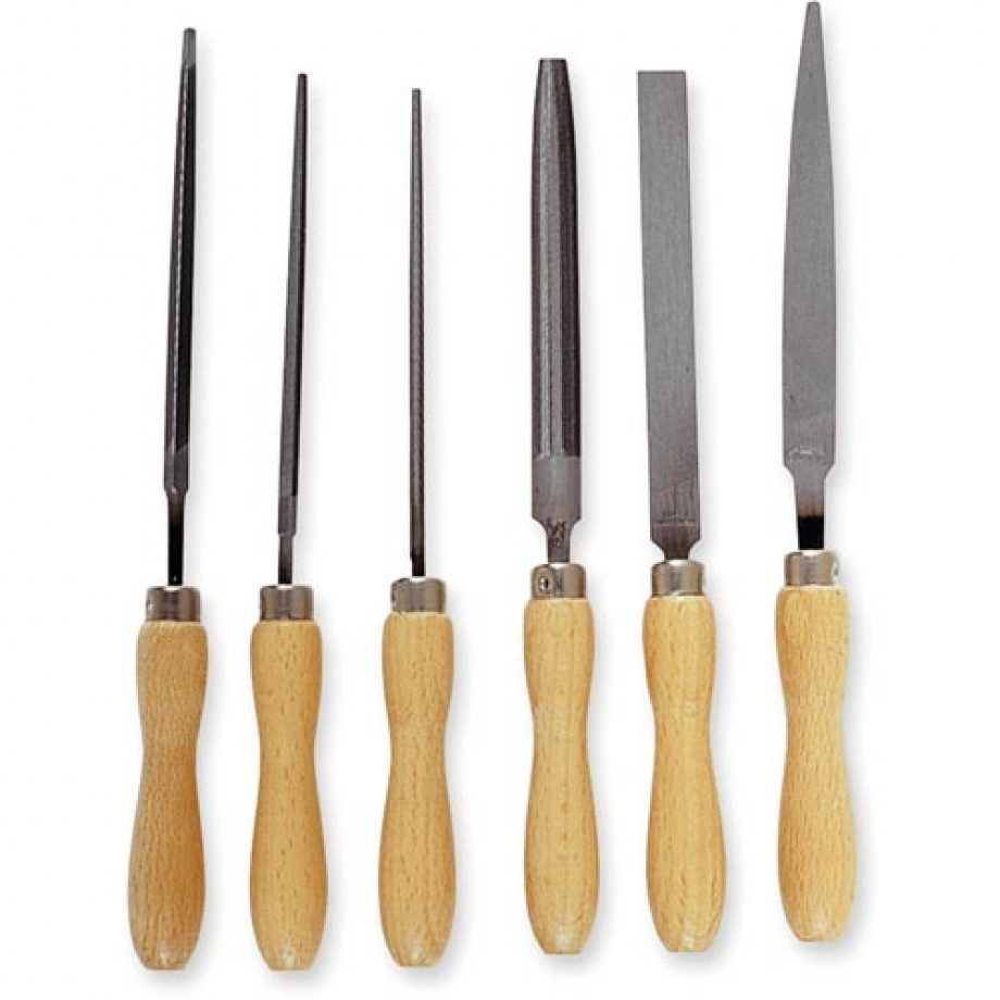 Vallorbe 6 Piece Miniature File Set