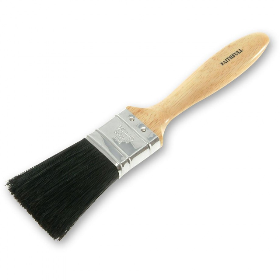 Faithfull Contractor's Paint Brush