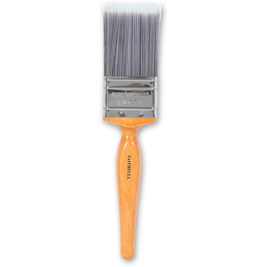 Superflow Synthetic Paint Brush