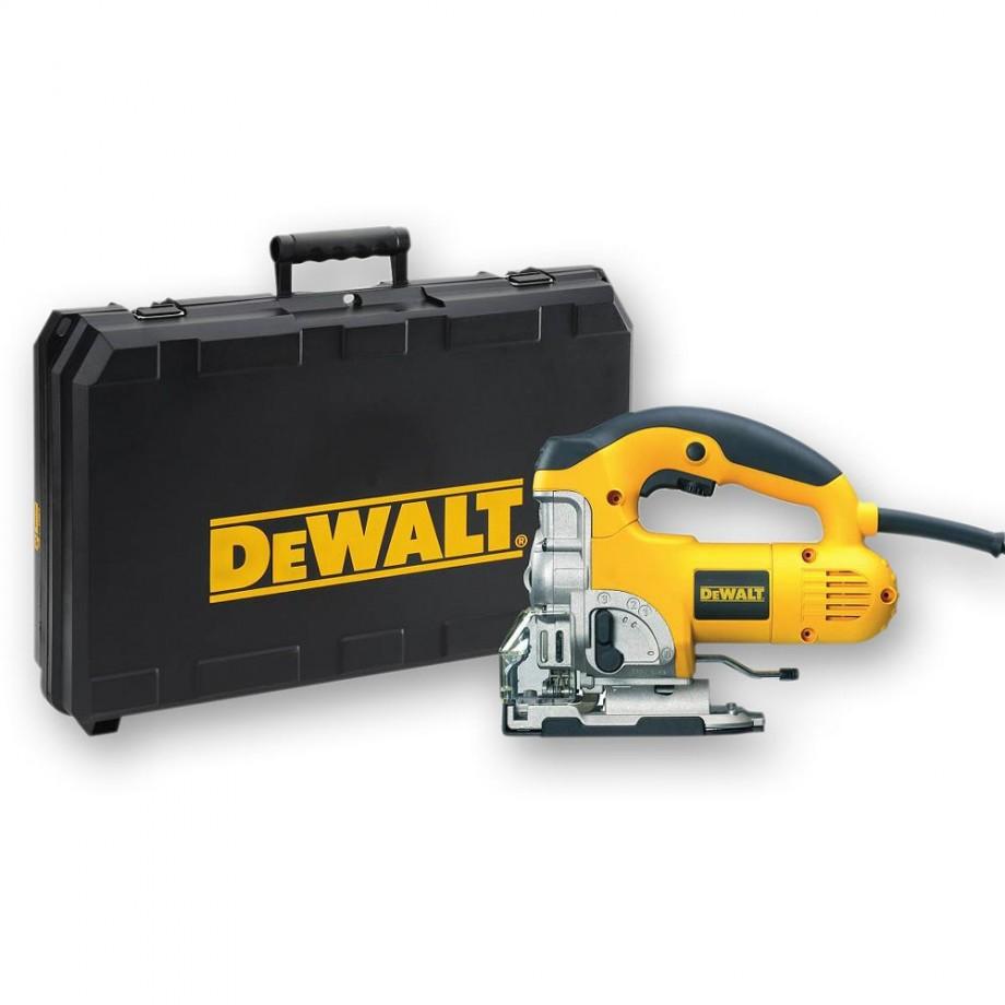 DeWALT DW331K Jigsaw - 110V