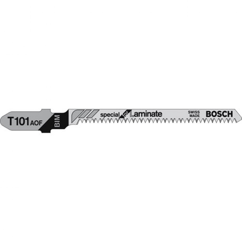 Bosch T101AOF Special Laminate Jigsaw Blades