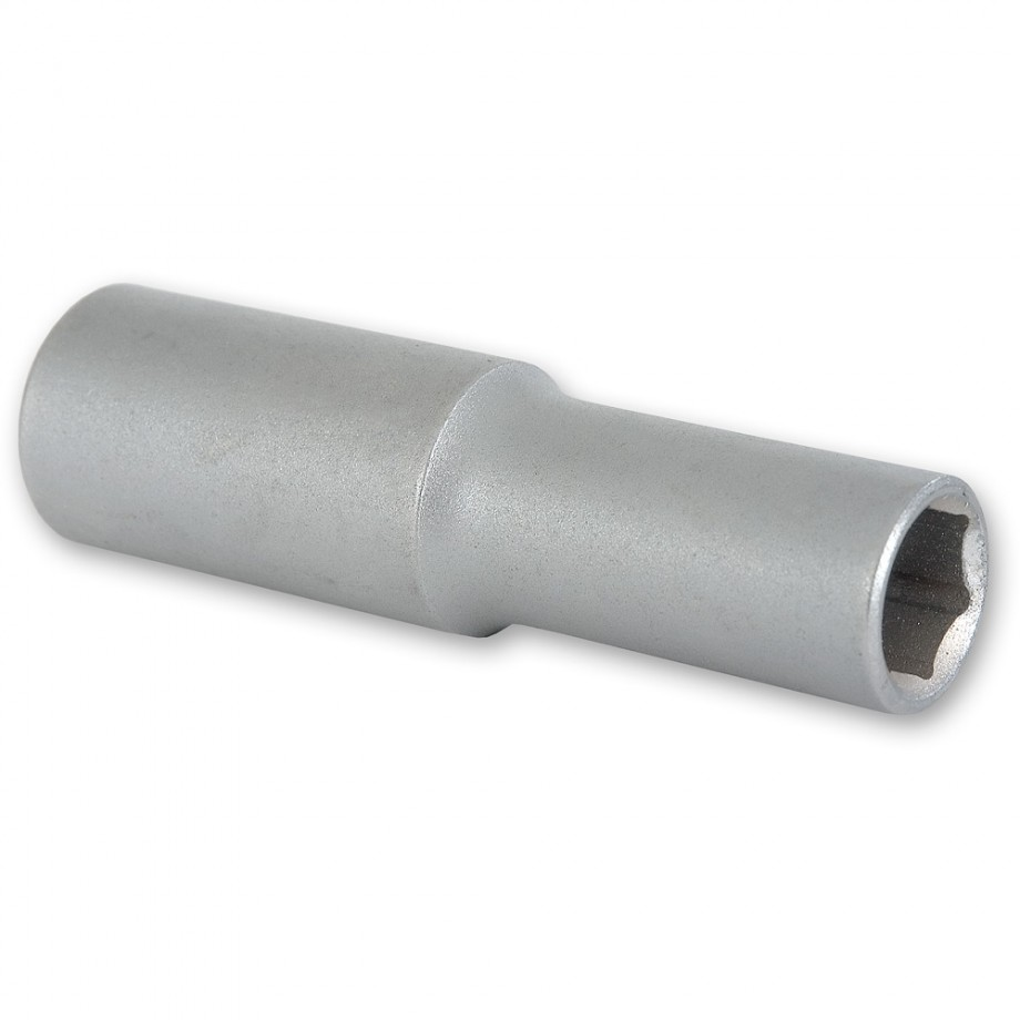 "Proxxon 1/4"" Deep Socket - 13mm"