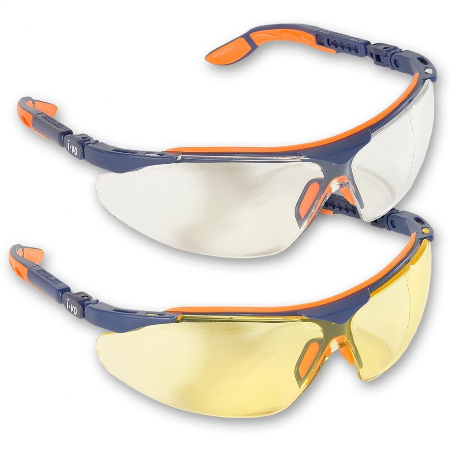 uvex i-vo Ultra Comfort Safety Spectacles