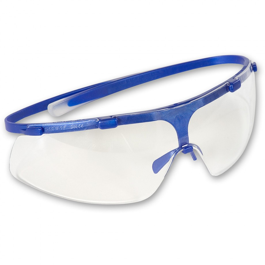 uvex super g Safety Spectacles - Clear