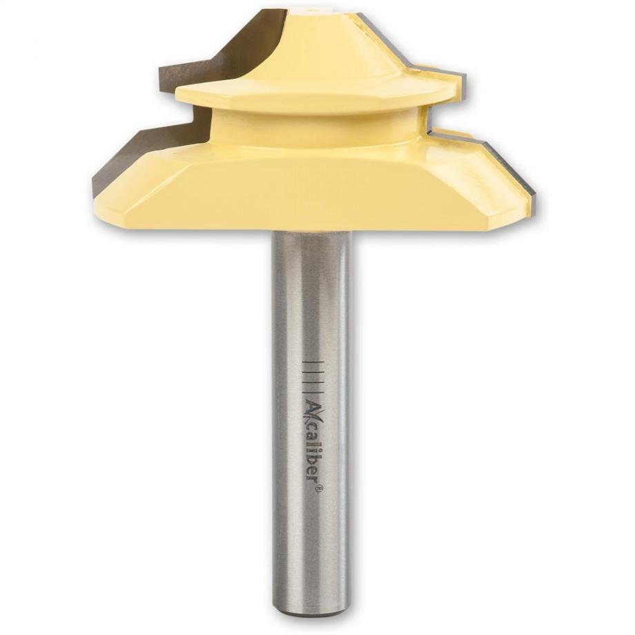 """Axcaliber Mitre Lock Cutter - D=70 - X=30mm - S=1/2"""""""