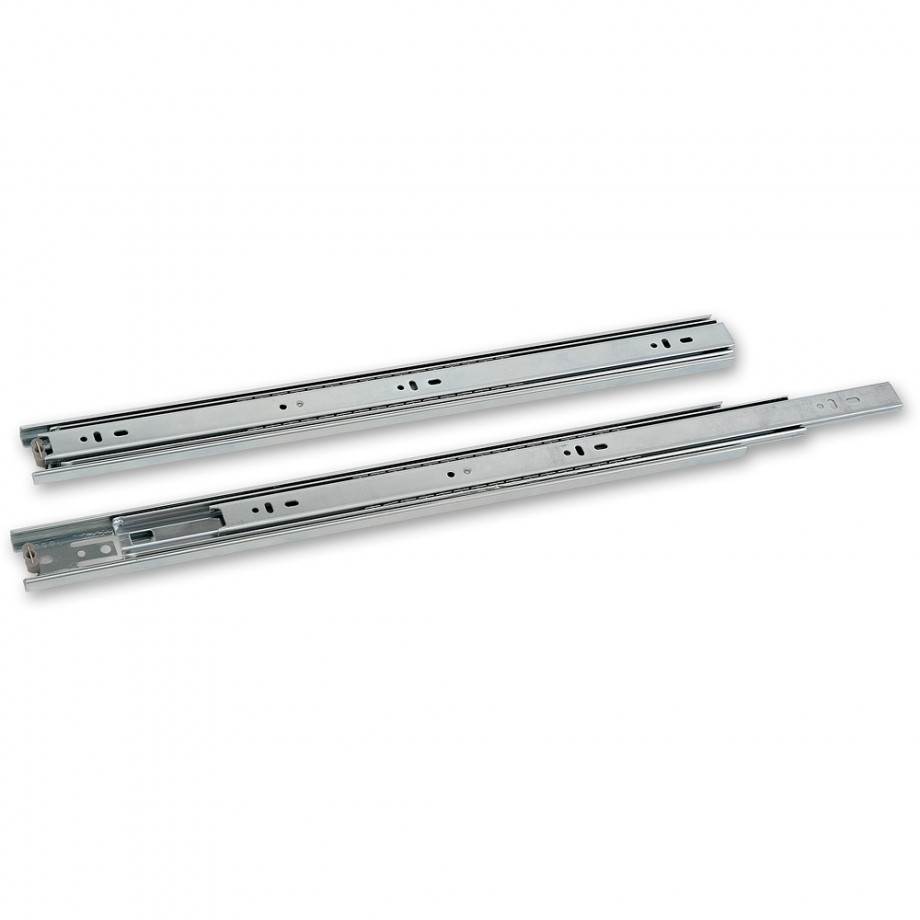 Axminster Push Shut Drawer Runner 410mm (pair)