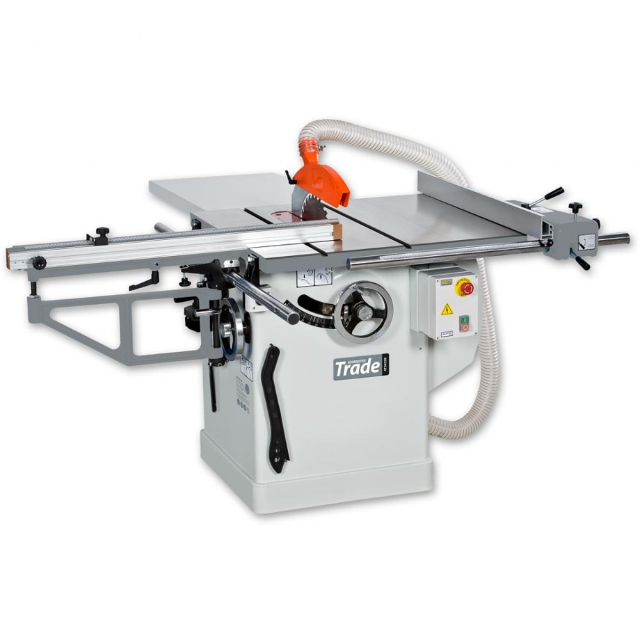 Axminster Industrial Series TSCE-12R 305mm Table Saw - 230V