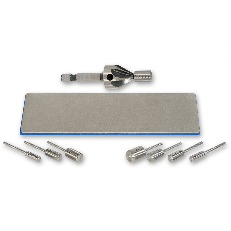 Morticing Chisel Sharpening Set