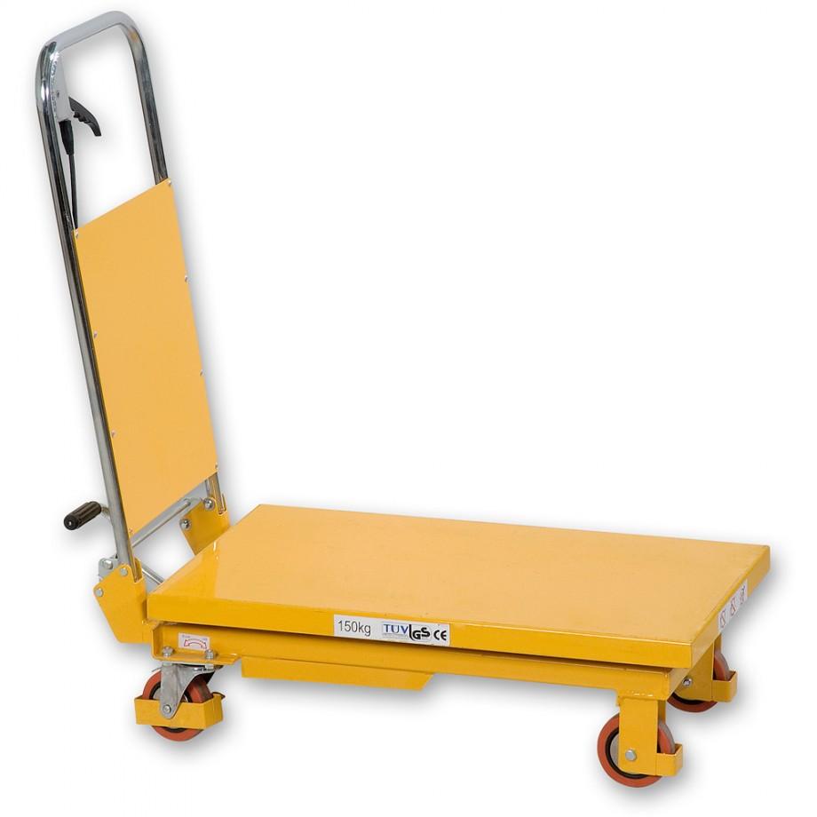 Axminster SP150A Scissor Lift Table
