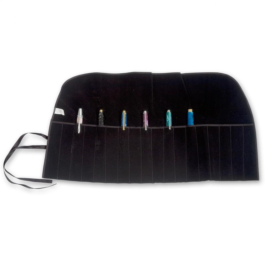 Black Velvet 18 Pen Holdall