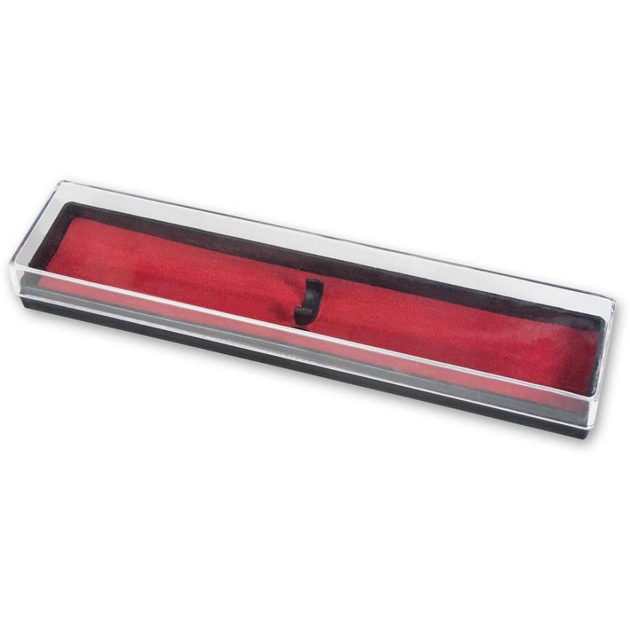 Embossed Framed Single Pen Case
