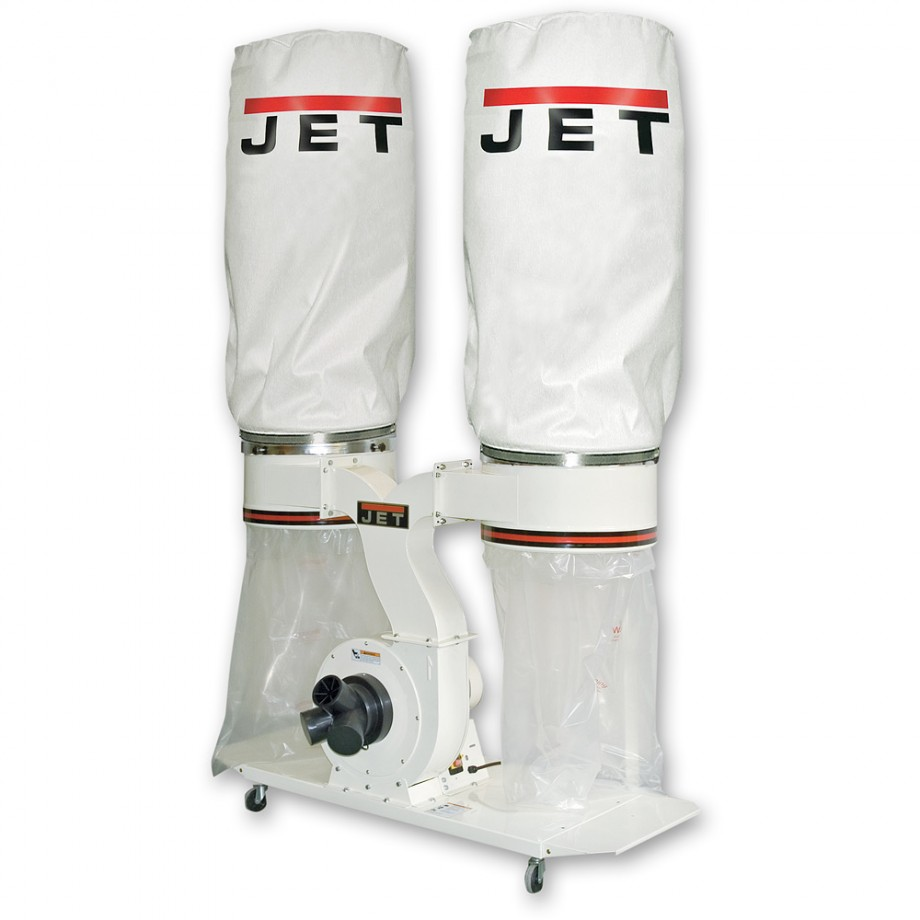 Jet DC1900A Extractor