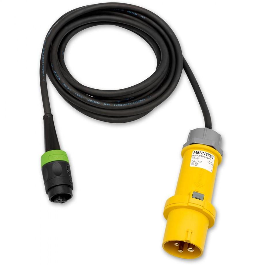 Festool Spare 'Plug-It' Cable - 110V