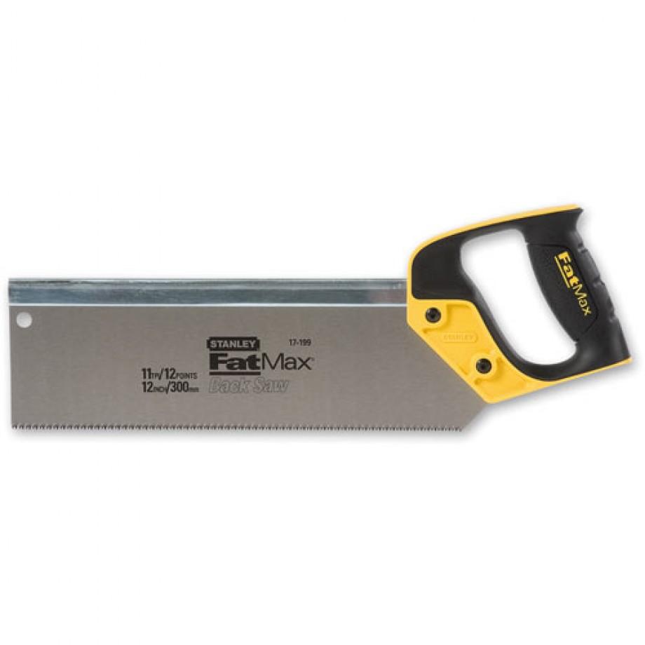 """Stanley FatMax Tenon Saw - 350mm (14"""")"""