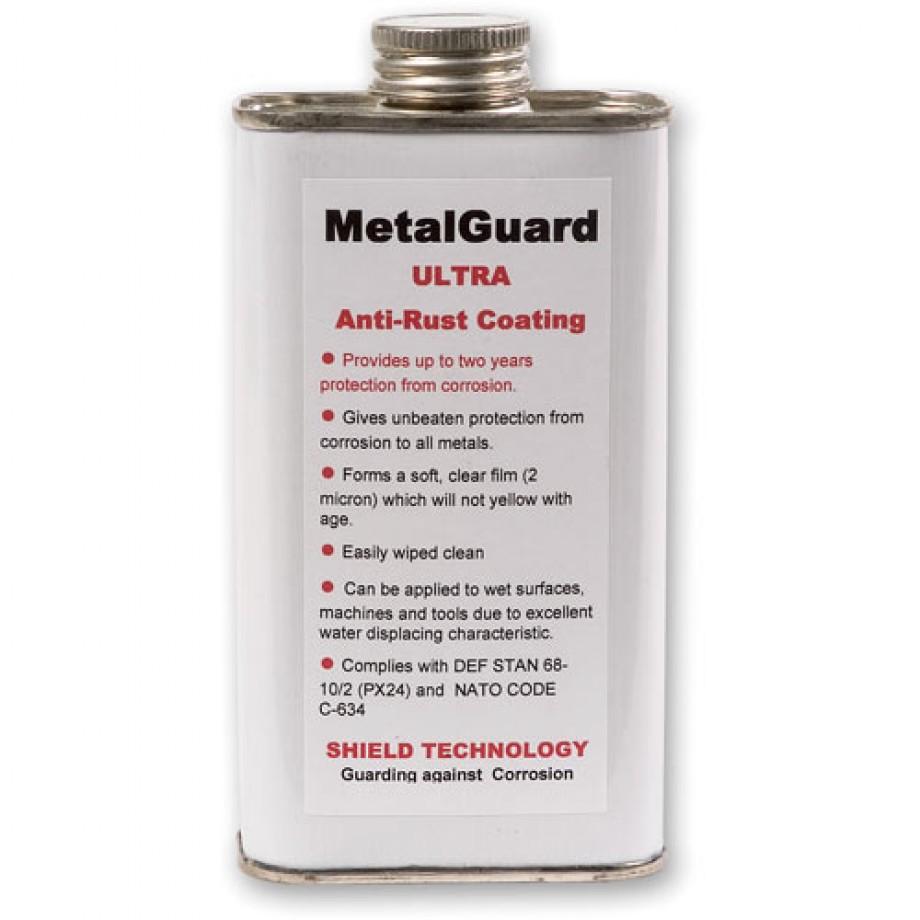 MetalGuard Ultra Anti-Rust Coating