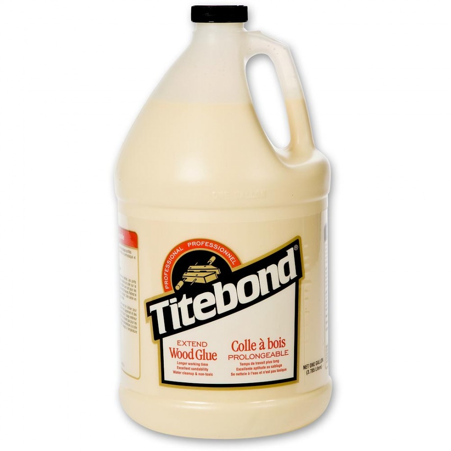 Titebond Extend Wood Glue - 3.8litres (1 US Gall)