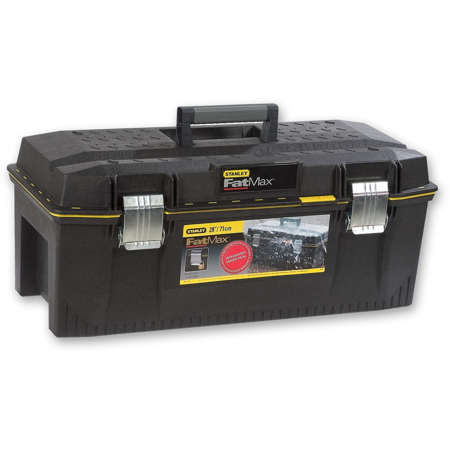Stanley FatMax Toolbox with Water Seal