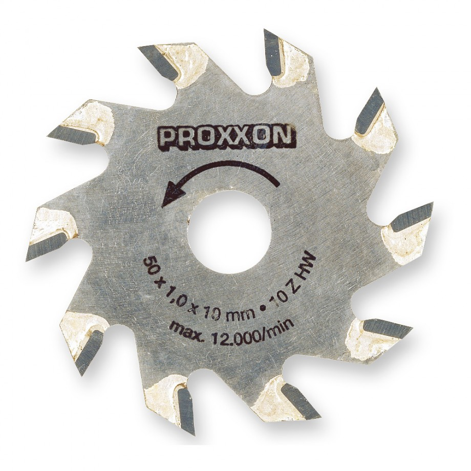 Proxxon TCT Saw Blade  (50mm x 10 teeth)